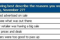 NPD discovers why people braved the Black Friday crowds