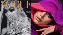 Gigi Hadid 女變身中東女朗,登上阿拉伯版《Vogue》!