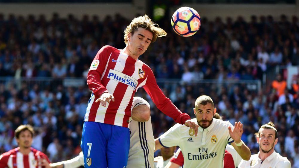 """Griezmann: """"¿Jugar en el Madrid? No descarto nada"""""""