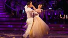 Daisy Lowe's tears for granddad on Strictly Come Dancing debut