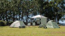 舒適貼近大自然 來場慵懶的秋日露營