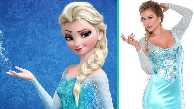 Sexy Frozen Halloween Costumes Are Here And Yes, There -3044