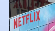 Netflix subscriber growth misses estimates; shares tumble