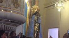 'Milagro' de la Virgen de los Desamparados en Valencia