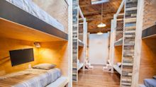 'We're not saying this is forever housing': CEO explains idea behind $1,200-a-month bunk beds