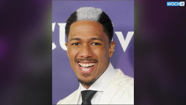 Cam'ron Ethers Nick Cannon And His Cheetah Print Hair In A Glorious Instagram Post