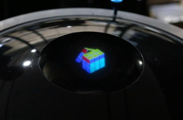 Researchers claim they've built the first 3D color hologram