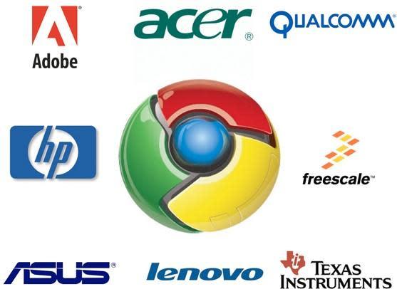 Google nombra a las compañías que trabajarán con Chrome OS... y Dell no es una de ellas