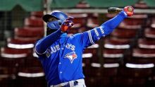Hernández hits 3-run HR in 10th, Blue Jays beat Red Sox 6-2