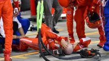 Ferrari fined 50,000 euros after Kimi Raikkonen runs over mechanic