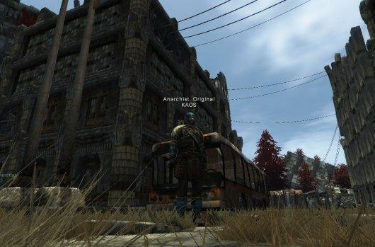 Wasteland Diaries: The story of the fall