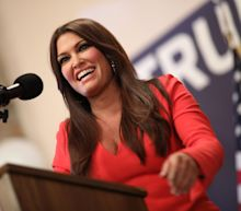 Kimberly Guilfoyle, Donald Trump Jr.'s girlfriend and campaign official, tests positive for coronavirus