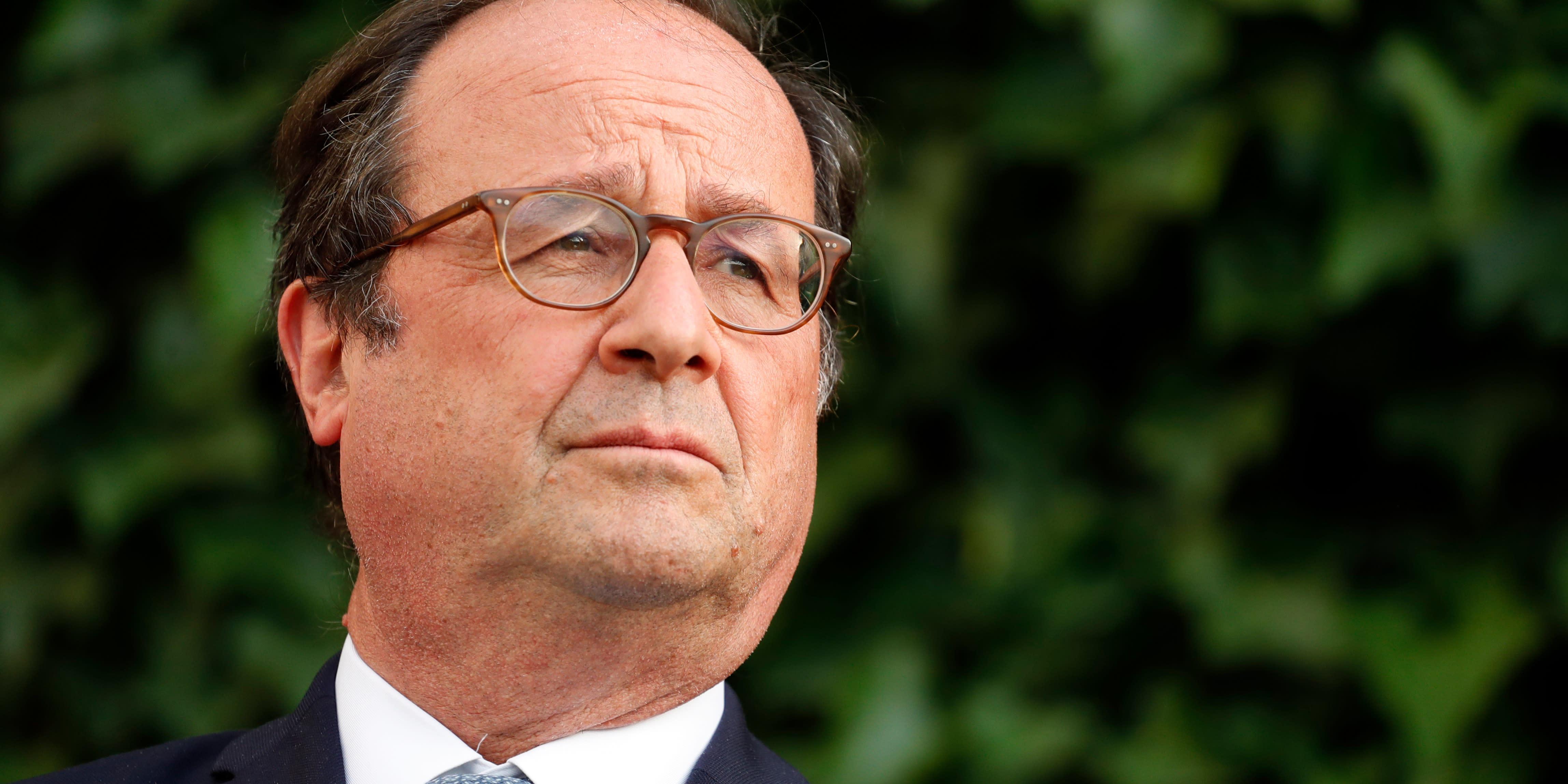 """François Hollande règle ses comptes dans son nouveau livre """"Affronter"""""""