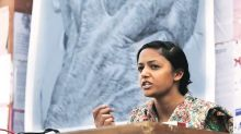 Sedition case: Give Shehla 10-day notice before arrest: court to police