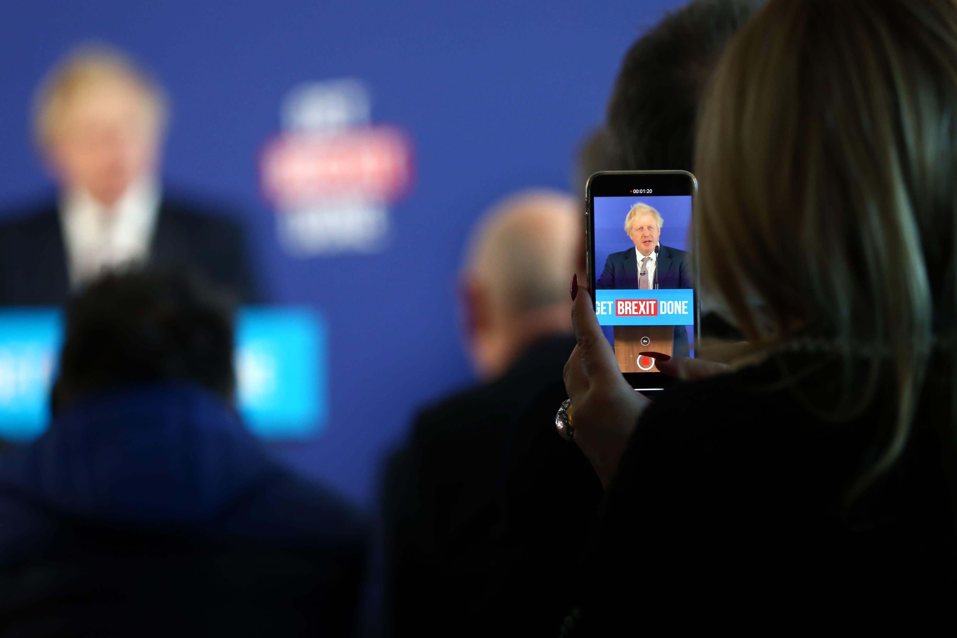 Boris Johnson to face Andrew Marr - but not Andrew Neil
