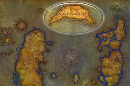 New expansion, new map