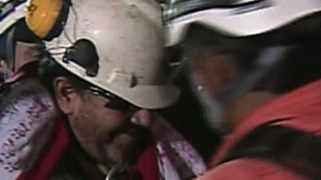 All That Mattered: The 33 Chilean miners freed