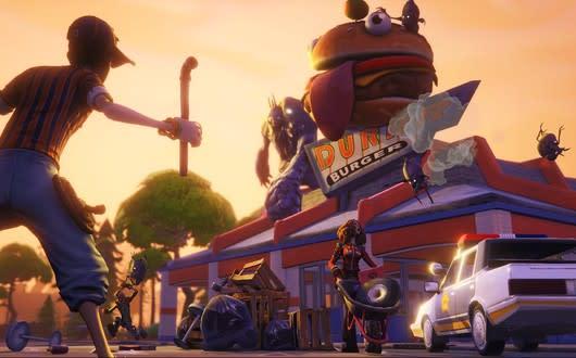 Epic seeks alpha testers for action-building game Fortnite