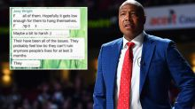 'Hang themselves': Aussie basketball rocked by former coach's horrific texts