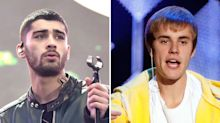Are Zayn Malik and Justin Bieber set to collaborate?