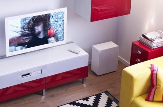 Ikea's Uppleva TV hits European shelves with tiny, 8GB DVR add-on