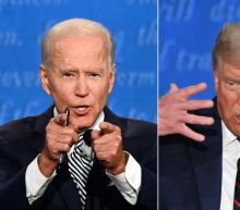 'Basically nobody' turned off the 1st presidential debate while it was in progress