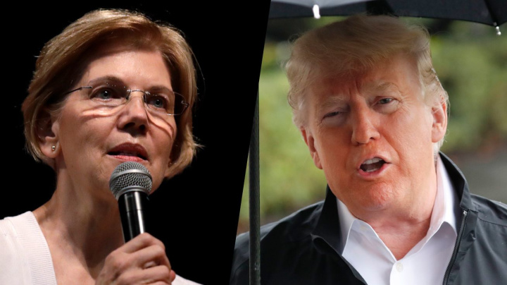 Warren: DNA test shows Native American heritage
