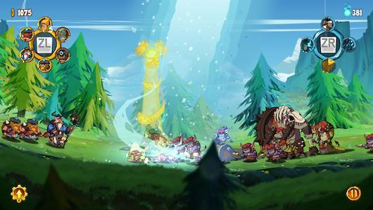 Swords and Soldiers 2 builds new rivalries out of old habits