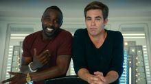 Chris Pine and Idris Elba Fight To Be Handsomest 'Star Trek' Captain in New Charity Video