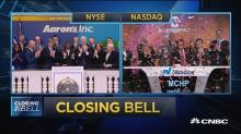 Closing Bell Ringer, March 19, 2018