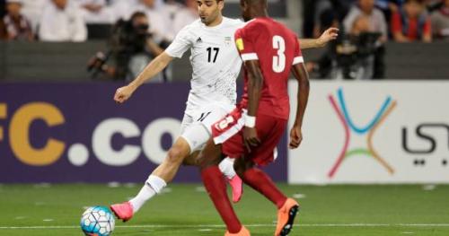 Foot - CM - Asie - Un pas décisif pour l'Iran dans la course à la Coupe du monde 2018
