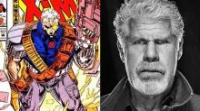 Ron Perlman Pushing Hard For Cable Role In Deadpool 2