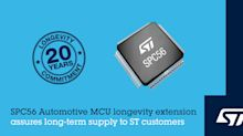 STMicroelectronics Boosts Automotive Innovation with Longevity Extension for Popular Body, Chassis, and Safety Microcontrollers