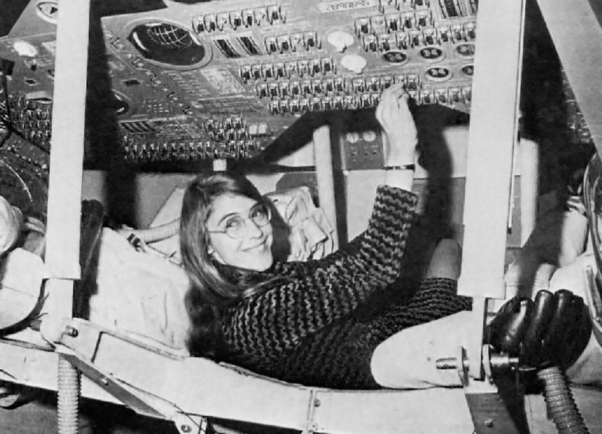 Obama honors code pioneers Grace Hopper and Margaret Hamilton   Engadget