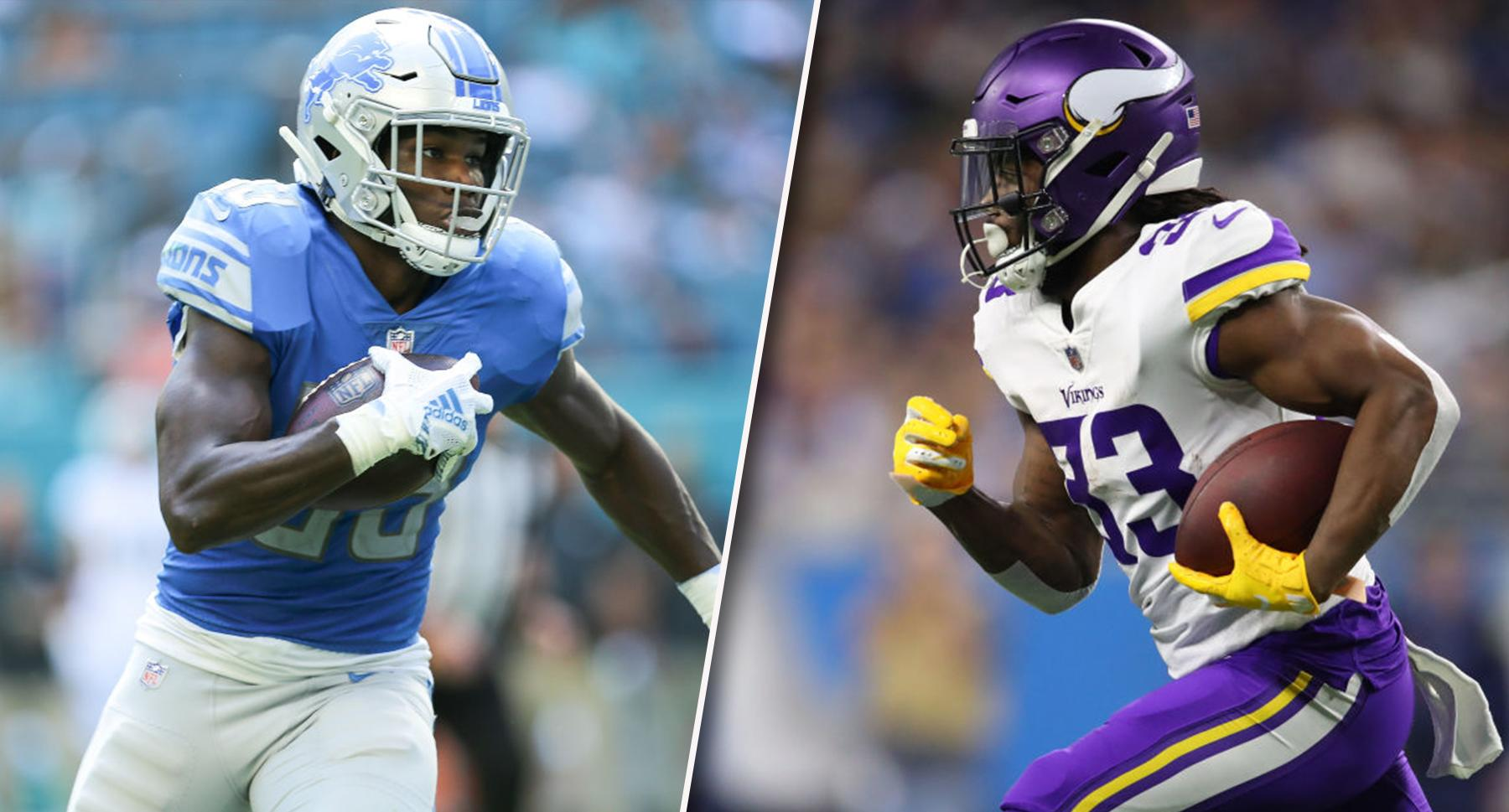 Fantasy running back report: Reason to feel differently about these five guys going into season