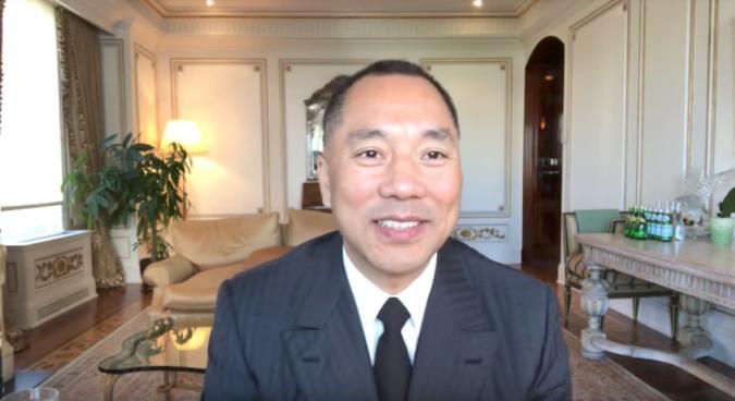 Guo Wengui / YouTube