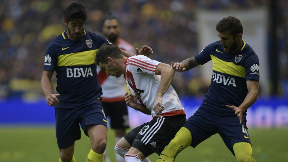 """El tarjetero de Boca: los jugadores más """"sucios"""""""