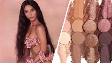 The Internet thinks Kim Kardashian copied Urban Decay with her Cherry Blossom makeup collection