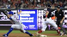 Nationals place Adam Eaton on 10-day DL with knee injury