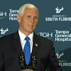 Pence on RNC: 'We're excited about coming to Jacksonville'