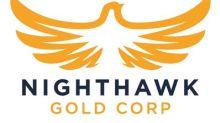 Nighthawk Provides Update on 2020 Exploration Program Amid COVID-19