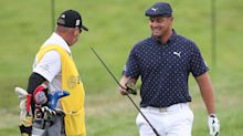 Bryson DeChambeau swung so hard he broke his driver at the PGA Championship