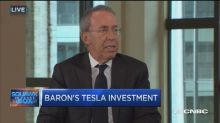 Billionaire Ron Baron: Why Tesla stock may grow 4x