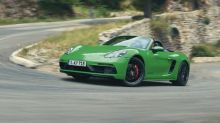 2021 Porsche 718 Cayman GTS, Boxster GTS upsize with 4.0-liter flat-six