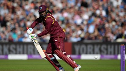 Chris Gayle raring to settle scores against England