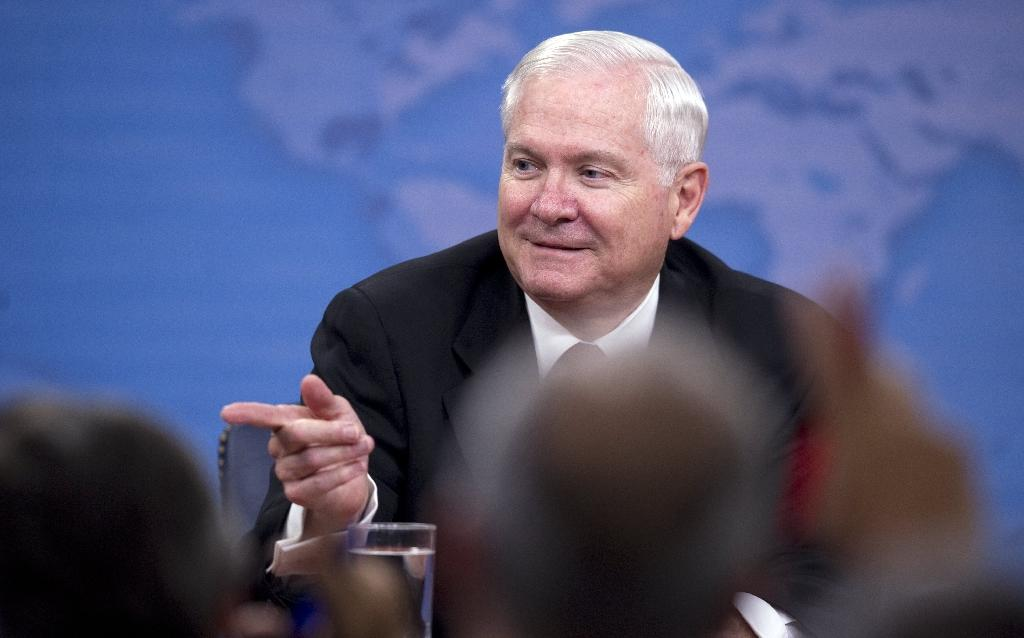 """Former US Secretary of Defense Robert Gates says Republican nominee Donald Trump """"is beyond repair"""" and is """"stubbornly uninformed"""" during his critique of the presidential candidates in the Wall Street Journal"""