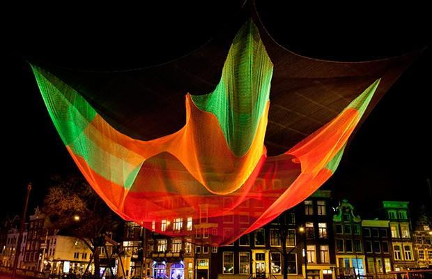 Inhabitat's Week in Green: asteroid mining, a Legoland hotel and the Amsterdam Light Festival