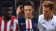 Transfer news LIVE! Thomas Partey to Arsenal CONFIRMED; Man United sign Cavani, Diallo, Telles AND Pellistri
