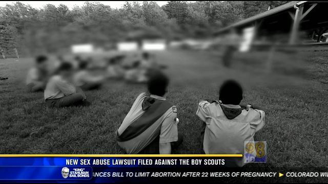 New sex abuse lawsuit filed against Boy Scouts