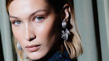 Bella Hadid's New Bangs Are the Breakout Hair Trend of 2020